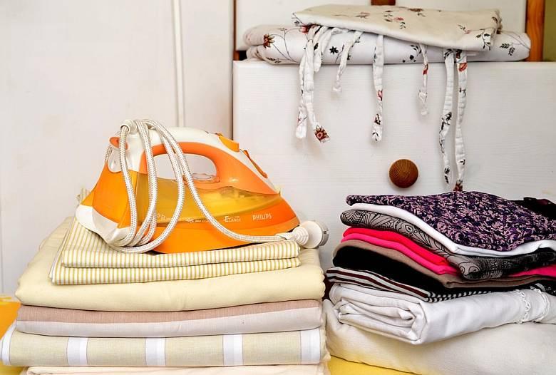 Нужно ли гладить постельное белье после покупки или стирки