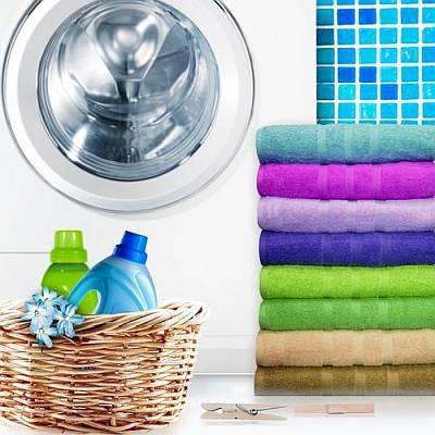 Моющие средства для стирки махровых полотенец