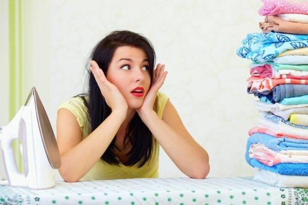 Как правильно гладить постельное белье