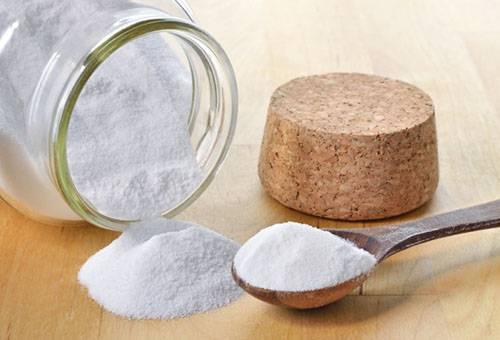 Отбеливаем полотенца при помощи соли