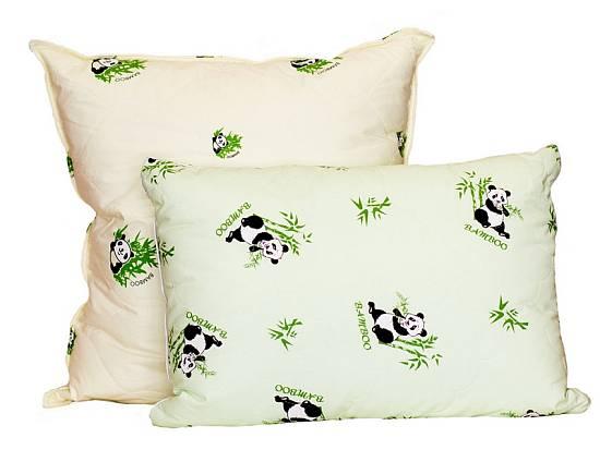 Бамбуковая подушка: польза и недостатки