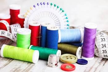 Фото: инструменты для шитья