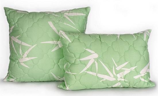 Особенности чистки подушек из бамбукового волокна