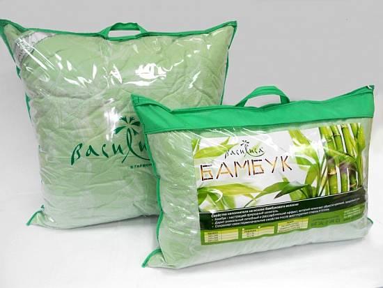 Как выбирать подушки с бамбуковым наполнителем