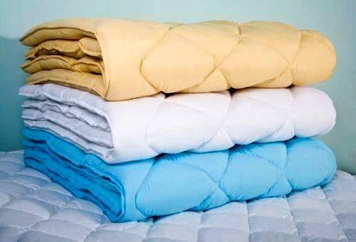 Способы стирки ватных одеял в домашних условиях