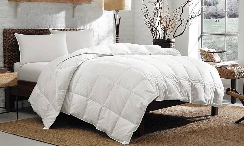 Размеры одеял и их стандарты