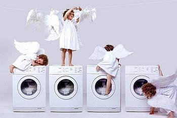 Особенности стирки постельного для детей