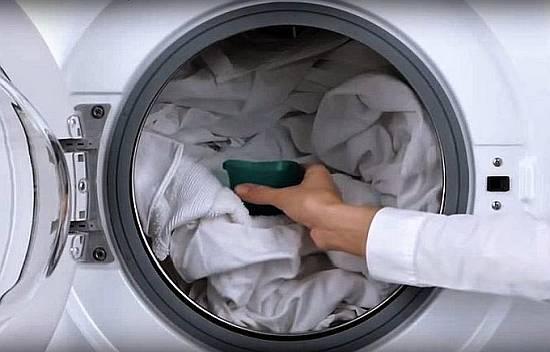 Стирка простыней в стиральной машине