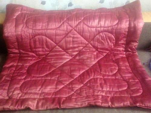 Фото: как правильно сушить ватное одеяло