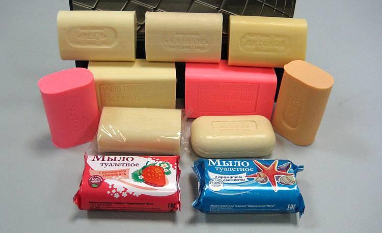 Какое мыло выбрать