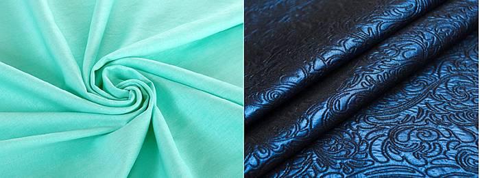 Фото ткани из сатина