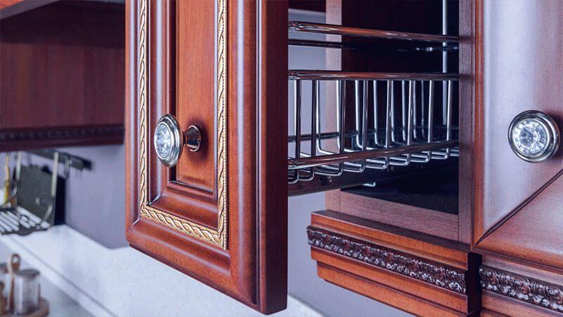 Навесы для кухонных шкафов